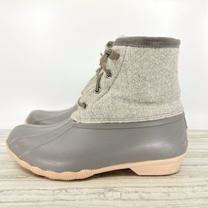 SPERRY SALTWATER WOOL